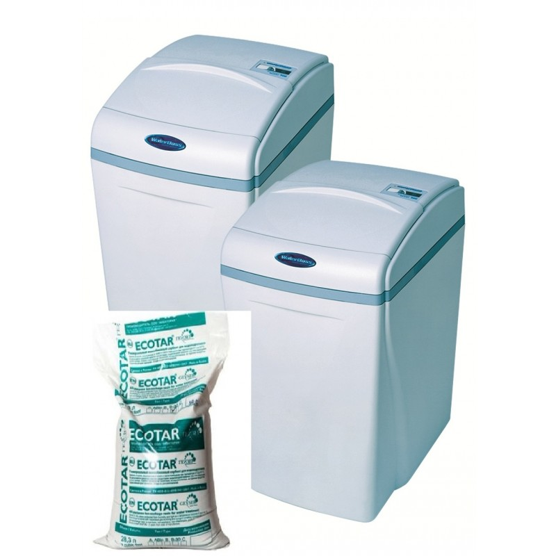 Replacement of resin in waterboss water softeners ...