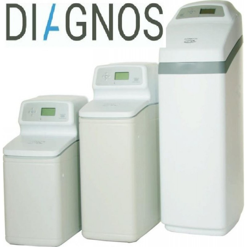 Diagnostics of water softeners Kiev