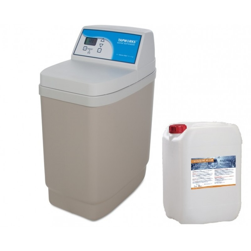 Disinfection water softener in Kiev