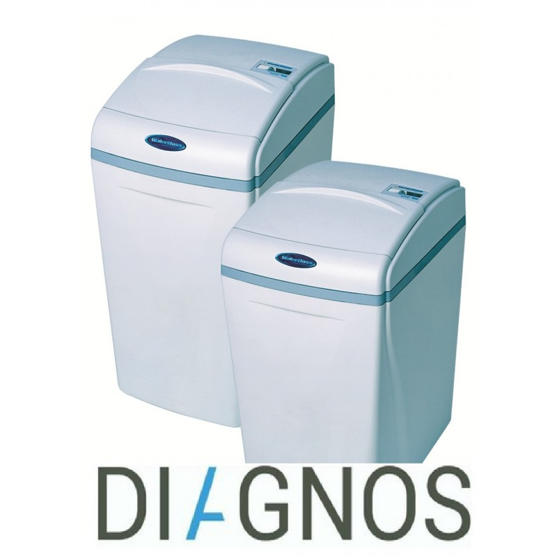 Diagnostics of waterboss water softeners Kiev