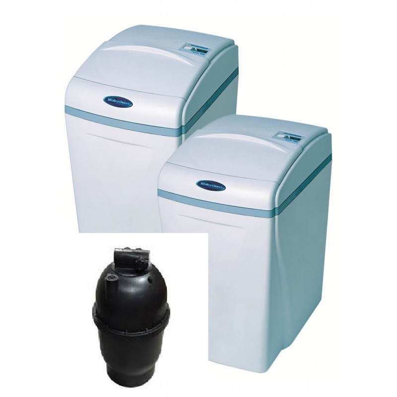 Replacing the waterboss tank water softener Kiev