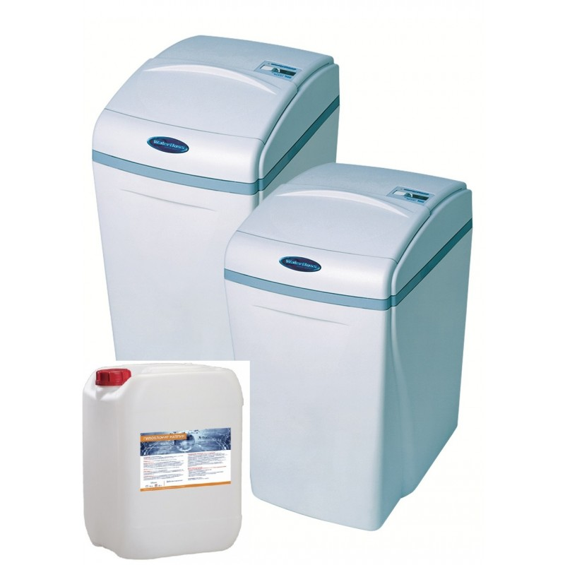 Disinfection water softener WaterBoss in Kiev