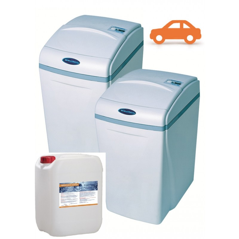 Disinfection water softener WaterBoss Kiev region