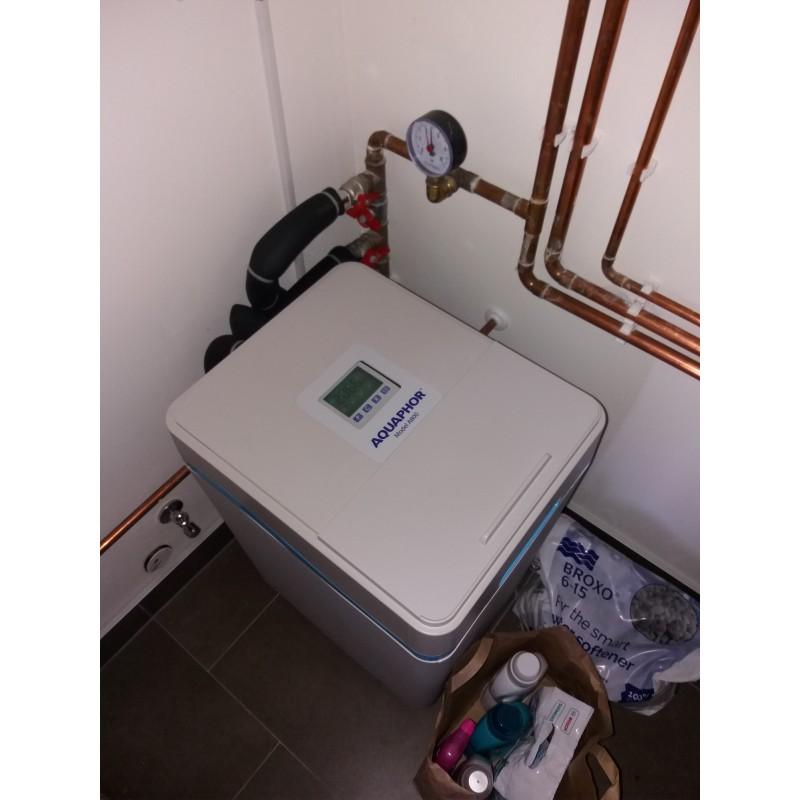 water softener WaterBoss 1000 waterboss aquaphor