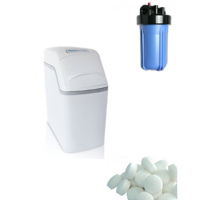 water softener WaterBoss 400 + filter BB10""