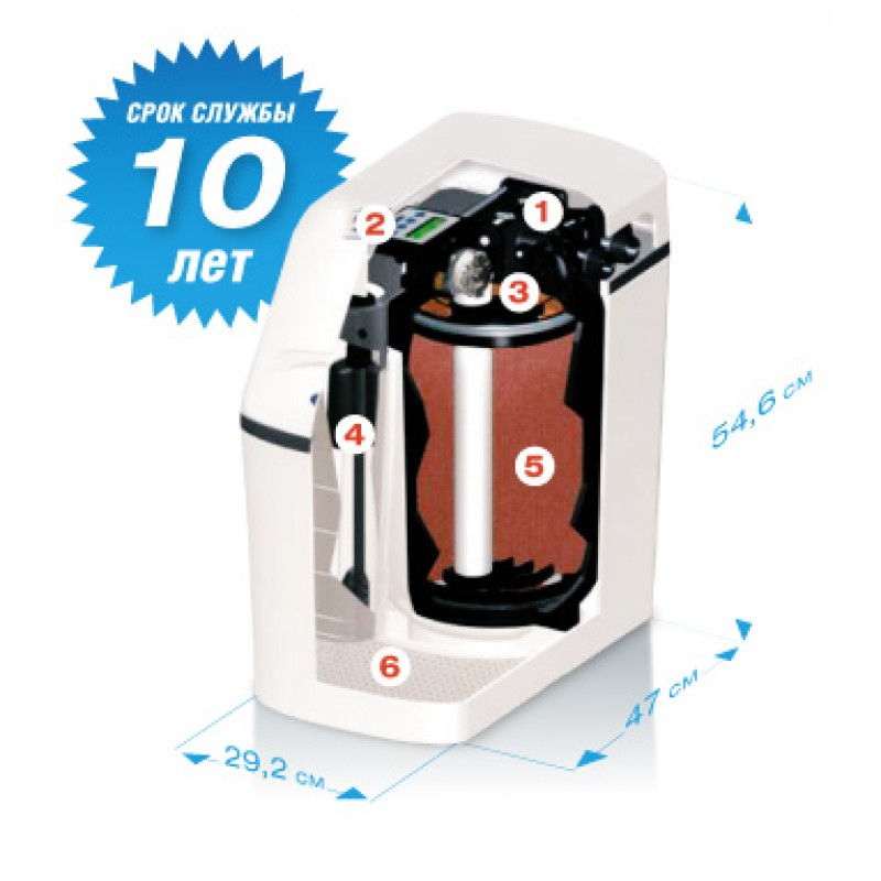 Умягчитель воды WaterBoss 400  WaterBoss США