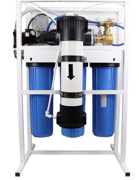 Commercial reverse osmosis