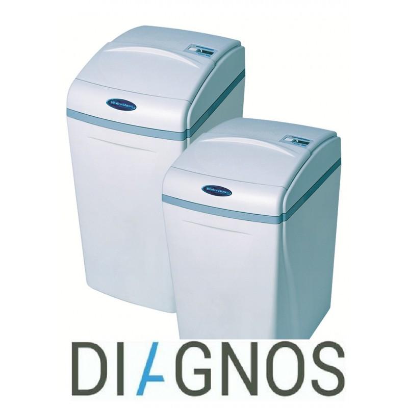 Diagnostics of waterboss water softeners Kiev
