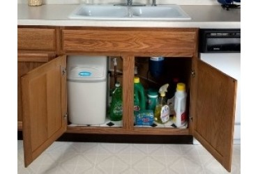 Water softener for apartment