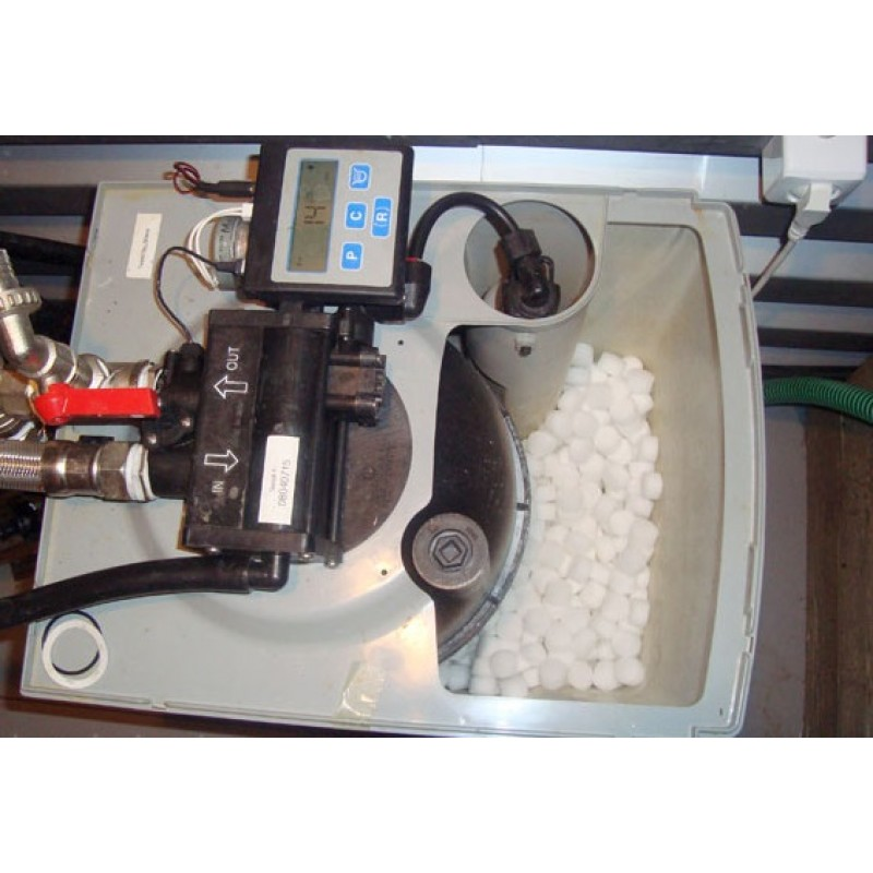 "water softener WaterBoss 700 + filter BB20"""