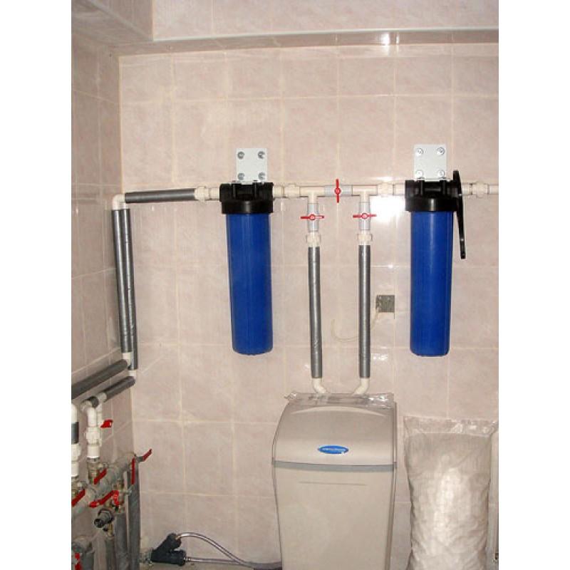 """Умягчитель воды WaterBoss 900 c предфильтром BB 20"""" WaterBoss США"""